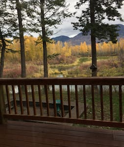 Flathead River Retreat-Jump off to GNP & Whitefish - Guesthouse