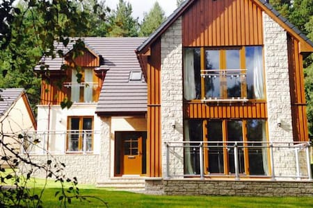 Carn Mhor Lodge, Aviemore - House
