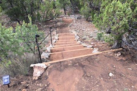 Tent 1 Portal to the Universe & Grand Canyon - Navajo County - Tenda