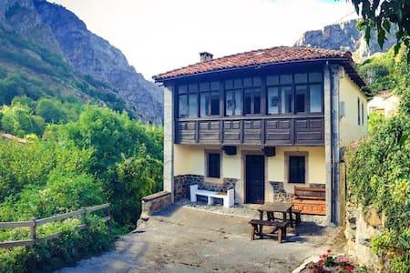 Casa en los Picos de Europa - Oseja de Sajambre - Casa