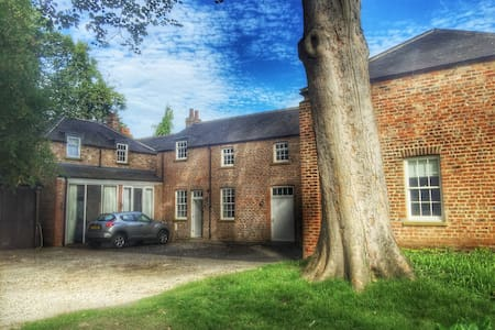 Discover York in Cottage No. 1 - Middlethorpe - Hus