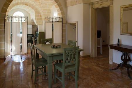Villa Cotrino - Lägenhet