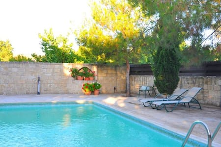 Estian Villas in Pachna, Limassol - Pachna - Villa