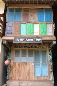 Tree house inn - Cijulang - Other