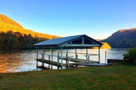 The River Bunker - Chattanooga - Huis