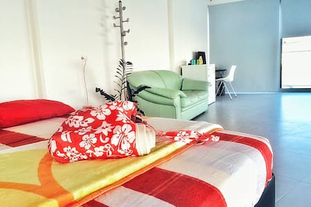 Fresh & minimal apartment near city center - Appartamento