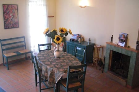 Une agréable maisonnette dans les Hautes Corbières - Vignevieille - Ev