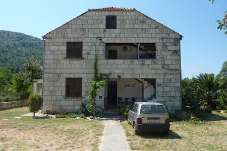 Studio Apartmant A /Slano - Slano