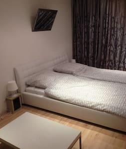 Helles Doppelzimmer in Mainz-Gonsenheim - Mainz - Appartement