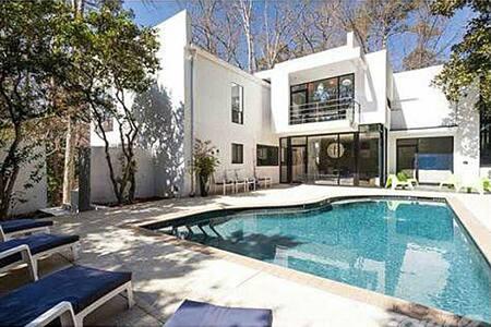 Contemporary Luxury Private House. - Ház