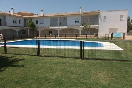 Apartment in Tarifa for 4 people - Kondominium