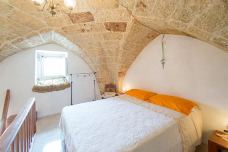 Specchia: spacious two-roomed flat - Specchia - Lägenhet