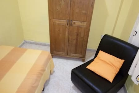 Room for 1 people close to triana San telmo - Lejlighed