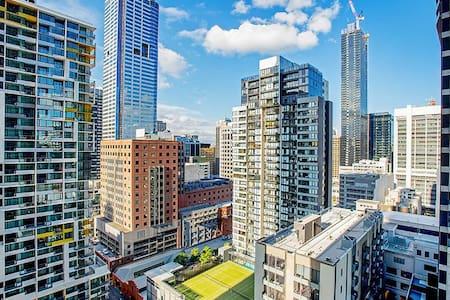 Perfect ✅ 10 Melbourne CBD + WiFi - Melbourne - Apartment