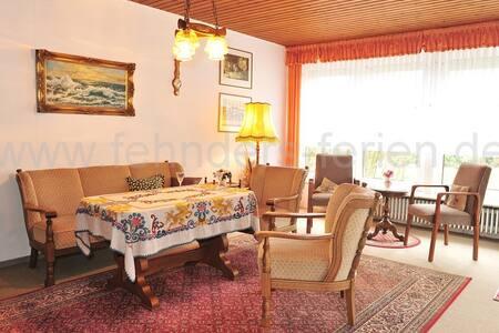 Uriges Ostfriesenhaus - Apartment