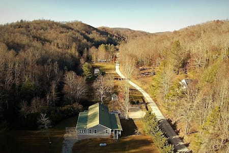 Enjoy the Majestic Smoky Mountains - Topton - Haus