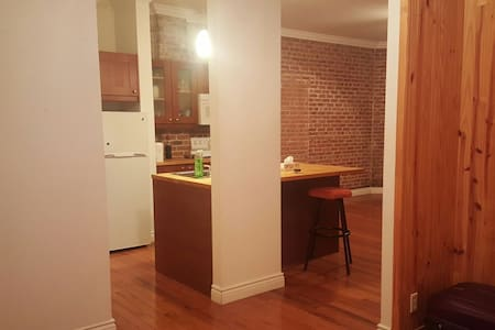 Cosy studio in heart of downtown! - Montréal - Apartment