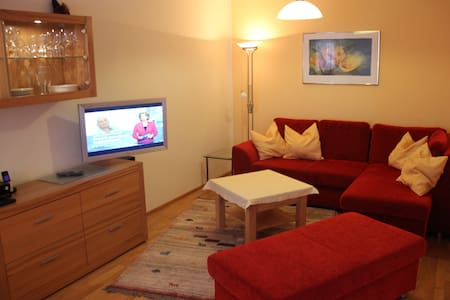 Modern and comfortable **** Apartment in the Alps - Huoneisto
