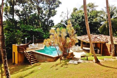 Quarto com vista para piscina ! - Lauro de Freitas - Ev