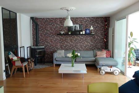 Maison 125 m2 à 5 min de Dijon - Maison