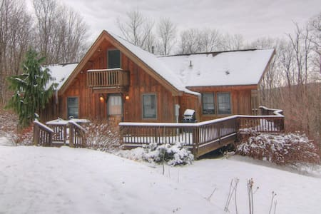 Irish Hill Chalet - Ellicottville