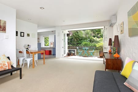 Mt Eden Village - Garden Oasis - Apartment
