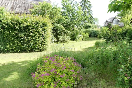 1 CHAMBRE pour 2 - Possible 2 ch. suppl. (7 pers.) - Brametot - Bed & Breakfast