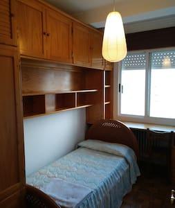 Alquiler Habitación Individual Exterior Chantada - Apartament