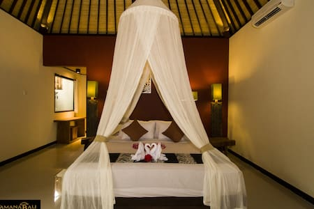 a private bedroom & Pool made relax - Ubud - Villa