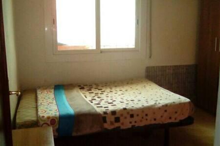 Habitación alquiler - Tarrasa - Sala sypialna