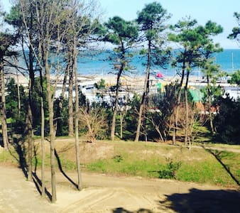 on the sea, ideal for Kite Festival - Cervia - Condominium