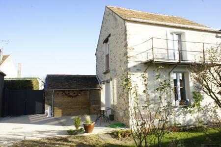 Le jardin du voyageur - La Romantique - Féricy - Huis