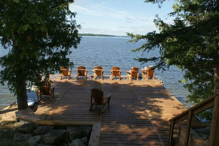 Newly Built Cottage on Balsam Lake