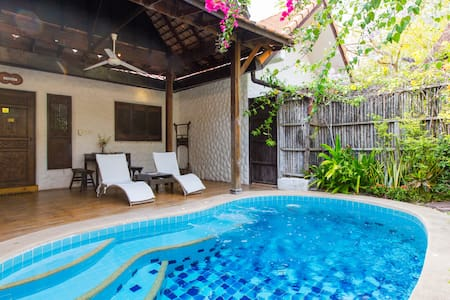 BTC Boutique Resort-One Bed Pool-B2 - Hua Hin - Bed & Breakfast