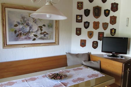 Lovely attic in Canove di Roana - Canove di Roana - Appartement