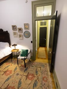 Private historic suite in OTR-bright & clean - Cincinnati - Appartement