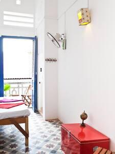 beautiful room (nr1) in kampot town - Ház