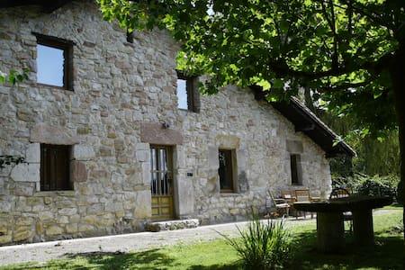 Caserío tranquilo, confortable con buenas vistas - Mallabia - Casa