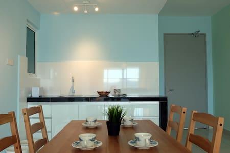 Brand New Comfy & Spacious Condo in KL 全新舒适宽敞公寓 - Kuala Lumpur - Wohnung