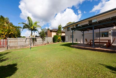 The Awesome location HOUSE (close Brisbane CBD) - House