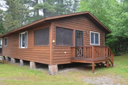 Lake Side, Family Friendly Cabin - Cabin