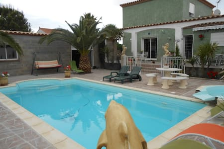 Charmante villa 4 faces proche plages/Espagne - Villa