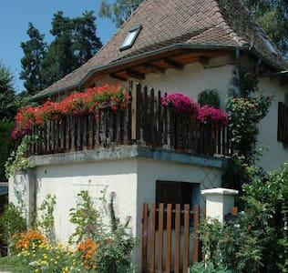 chambre dans la maison des schtroumphs - Huis