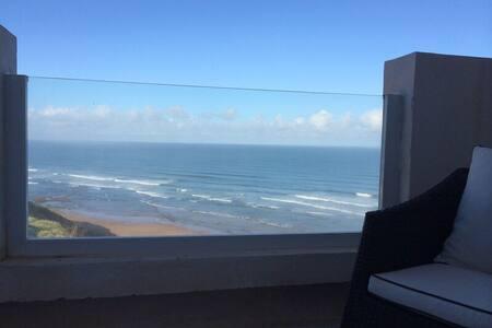Appartement de charme vue exceptionnelle - Sidi Ifni