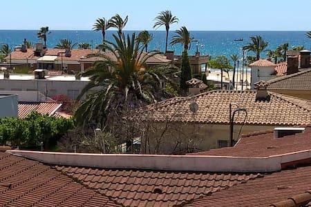 Cambrils  Badia a 150 m   playa principal - Apartment