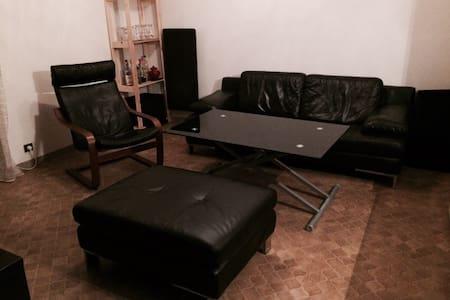 Studio Centre-Ville Reims - Appartement