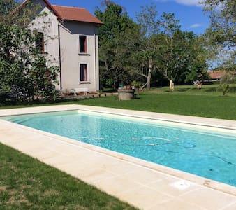 La Thébaïde: Unique House/Villa - Castelnau-d'Auzan - Villa