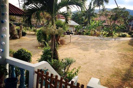 Cozy lovely garden view house - Ko Samui - Lejlighed