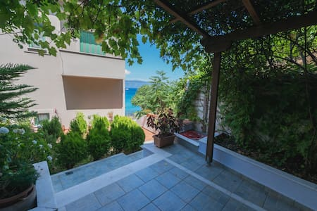 Studio on Agia Efimia seaside - Αγία Ευφημία - Apartament