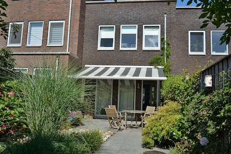 Nice room in Amersfoort in a quiet, green district - Casa